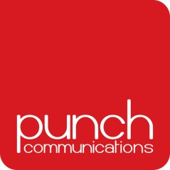 Punch Comms Logo