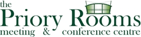 Priory Rooms Logo