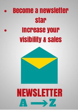 Newsletter az sidebar