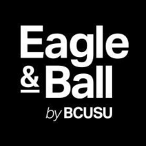 eagle and ball